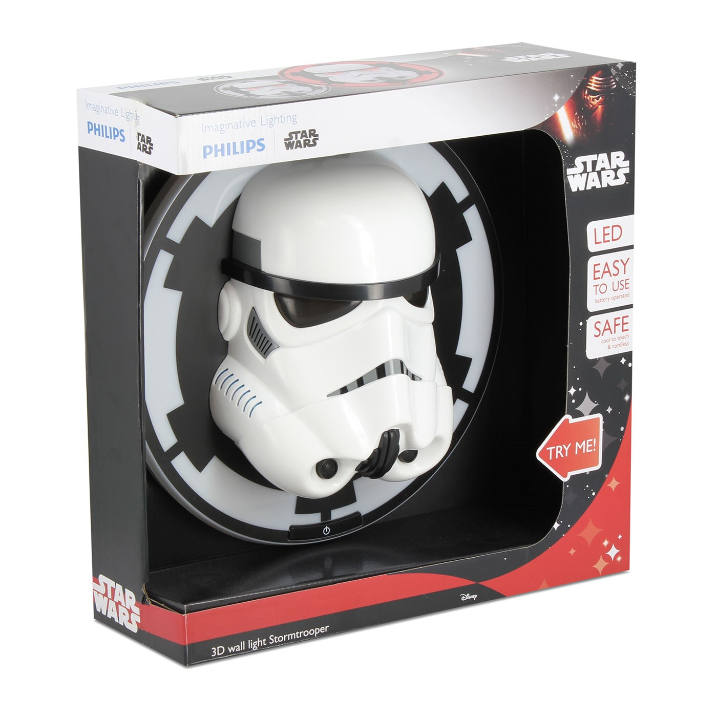 STARWARS STROMTROOPER LIGHT