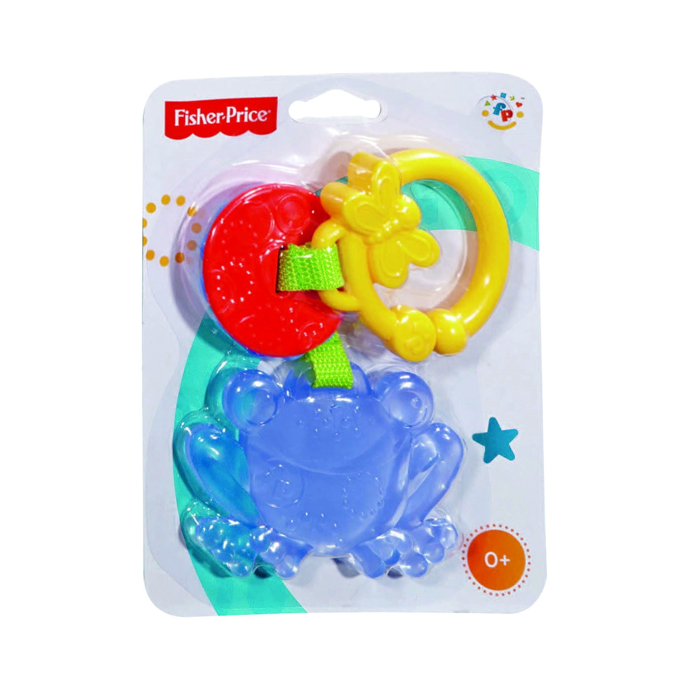 MIRROR/TEETHER FROG