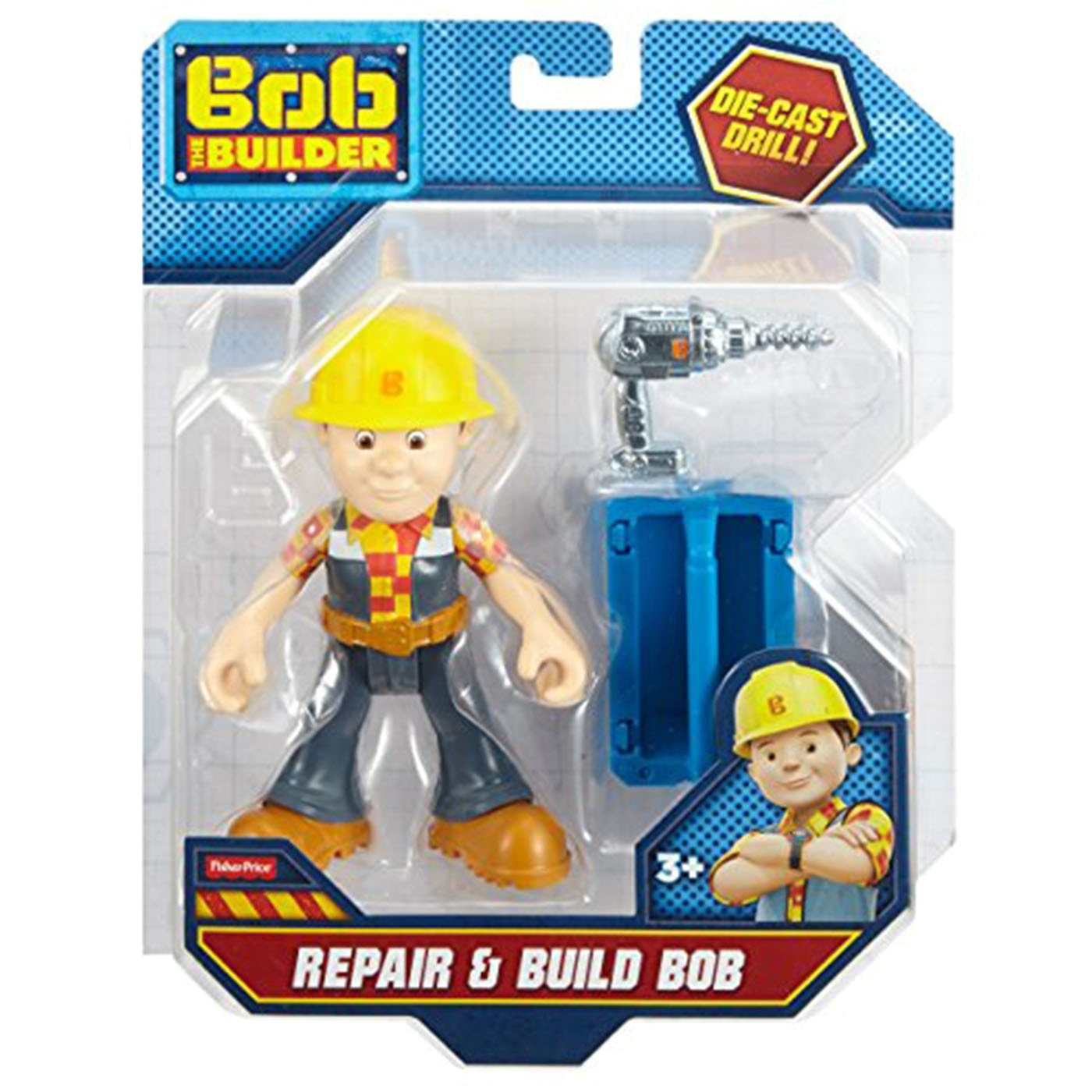 ACTION BOB FIGURE REPAIR & BUILD