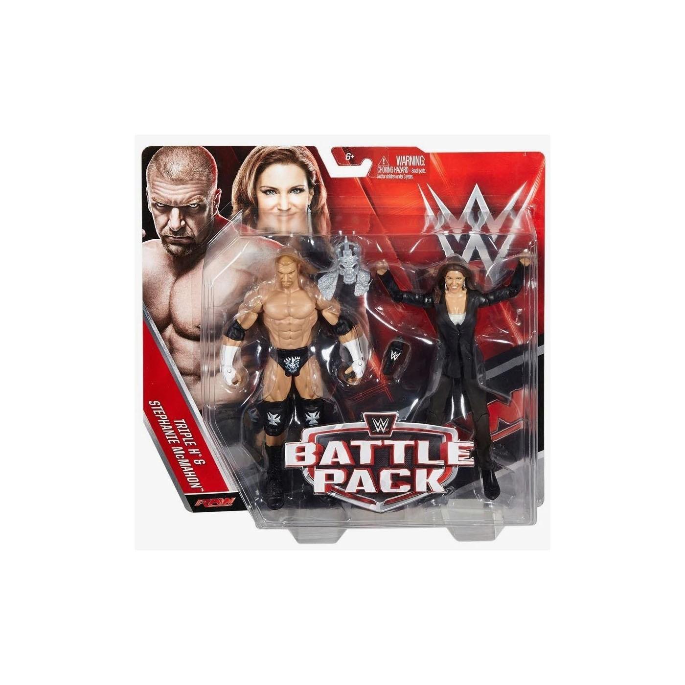 WWE BATTLE PACKS