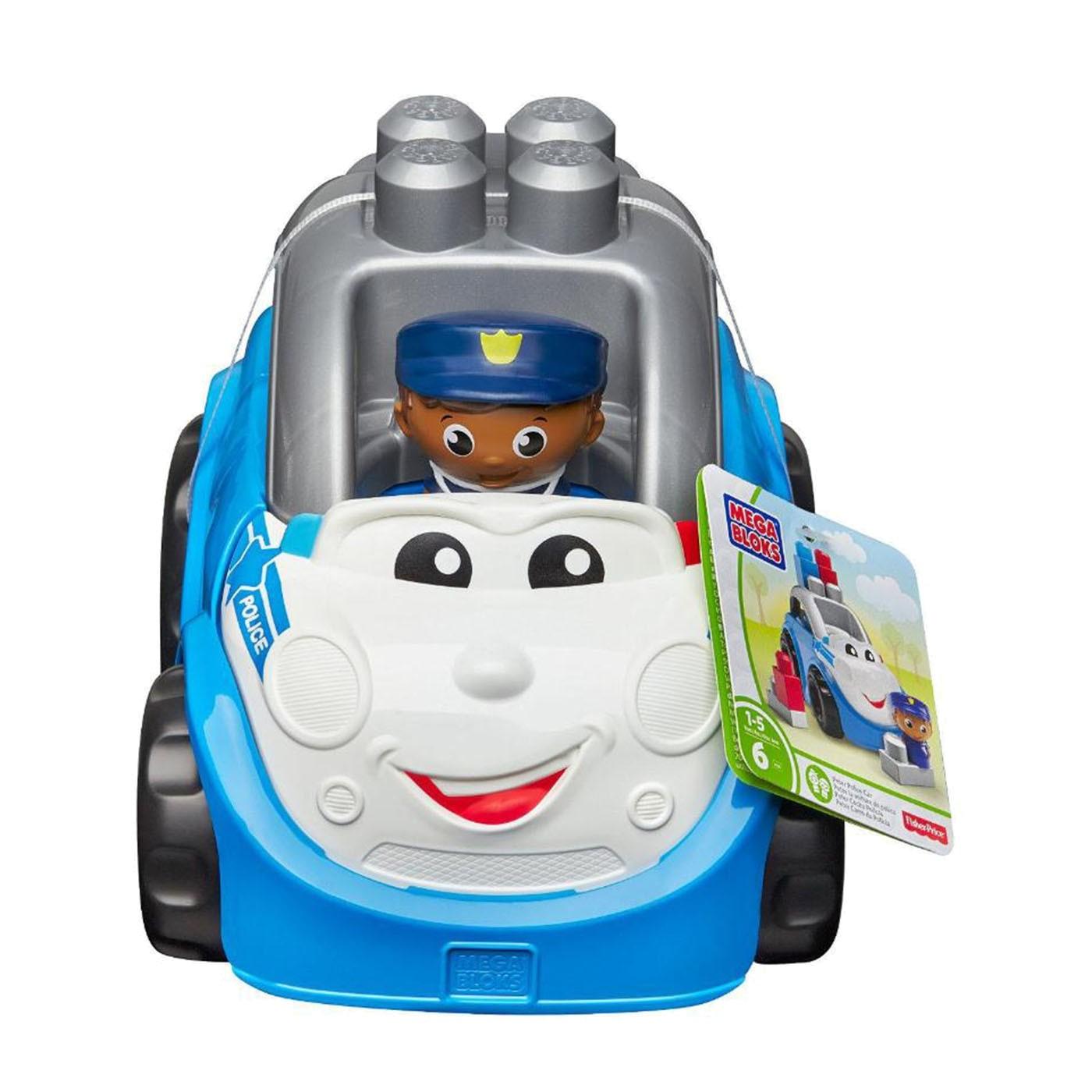 PETER POLICE CAR