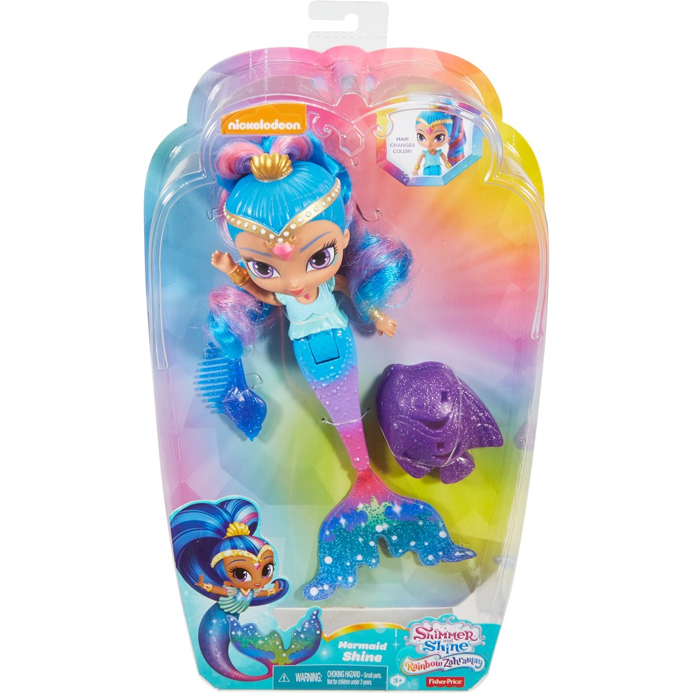SHIMMER & SHINE MAGIC MERMAID