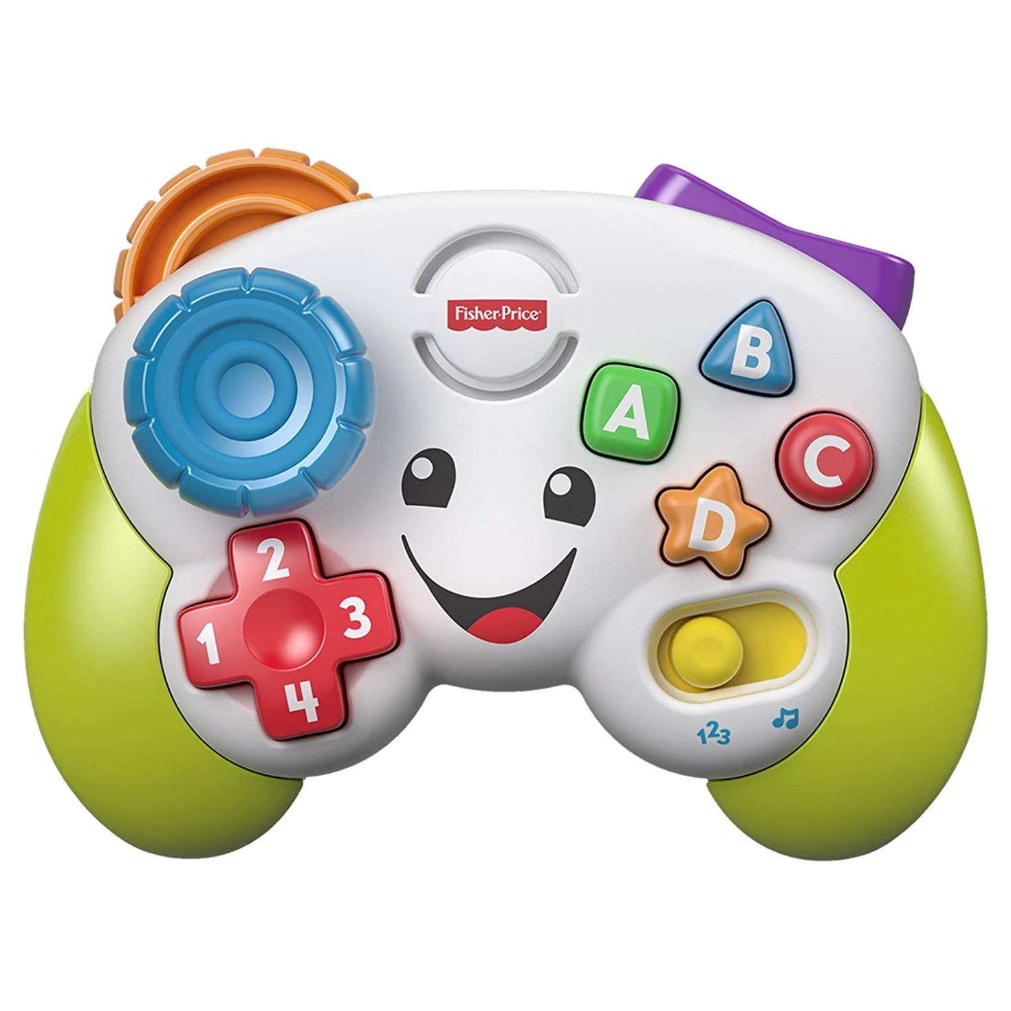 GAME & LEARN CONTROLLER