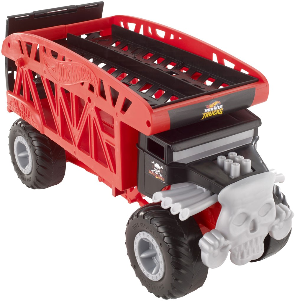 HOT WHEELS MONSTER MOVER