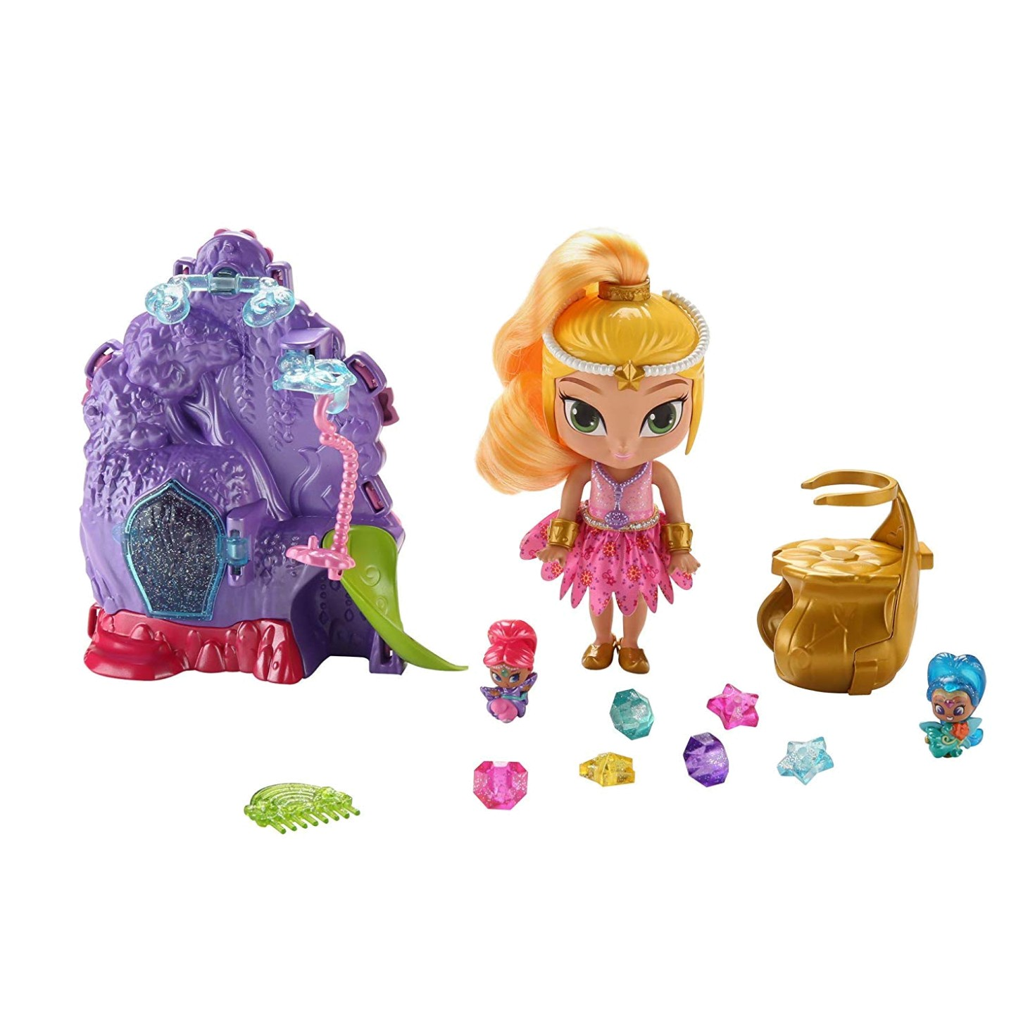 SHIMMER & SHINE LEAH'S VANITY PLAYSET