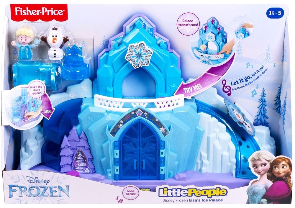 DISNEY FROZEN ELSA'S ICE PALACE