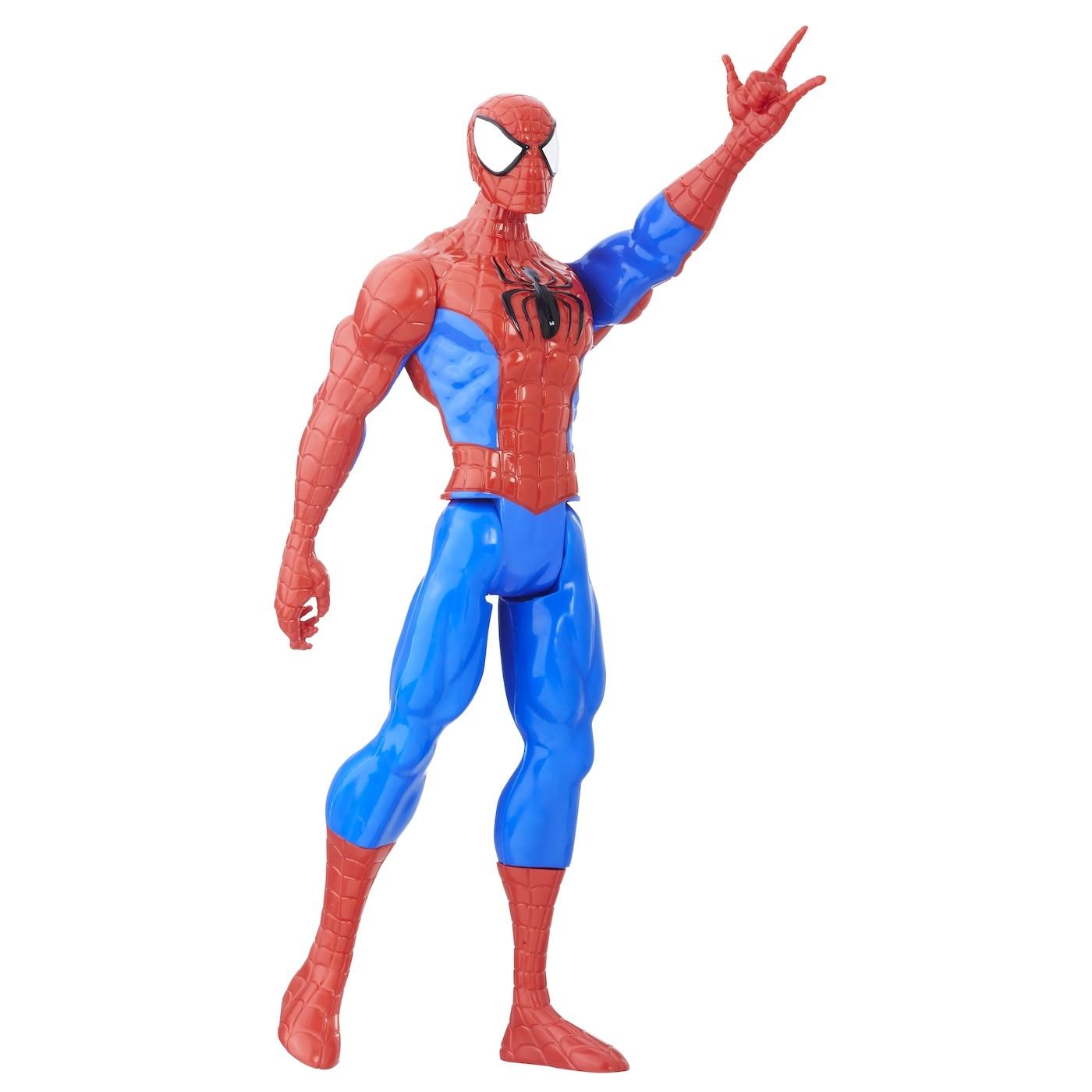 SPIDERMAN TITAN HEROES