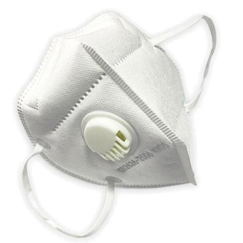 KN 95 Respirator Disposable Face Mask 3D