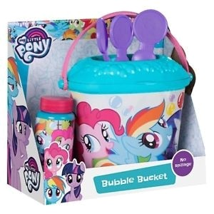MY LITTLE PONY BUBBLE BUCKET