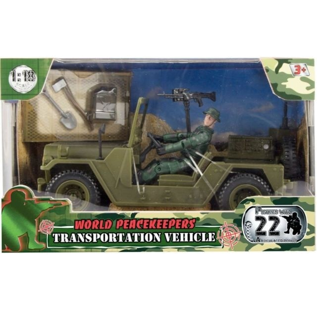 WORLD PEACEKEEPERS TRANSPORTATION VEHICLES